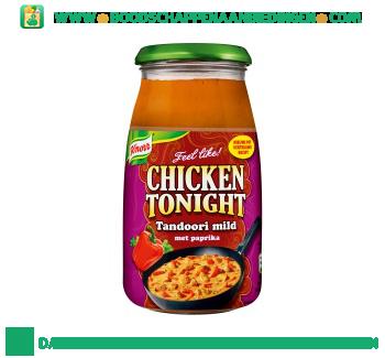 Knorr Roerbaksaus chicken tonight tandoori aanbieding