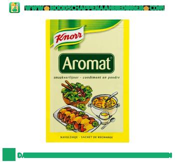Knorr Smaakverfijner Aromat Navulverpakking aanbieding
