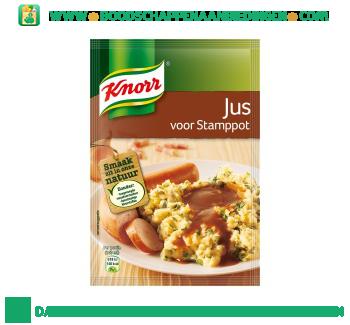 Knorr Stamppot jus aanbieding