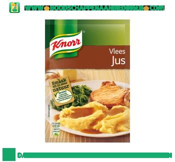 Knorr Vleesjus aanbieding