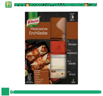 Knorr Wereldspecials Enchiladas aanbieding