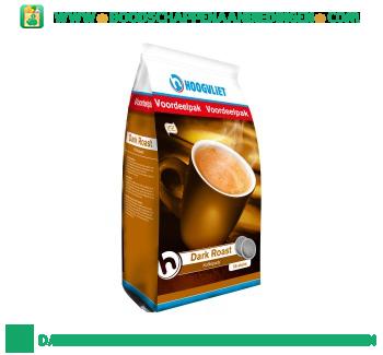 Koffiepads dark roast aanbieding