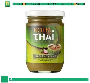 Koh Thai Groene curry pasta aanbieding