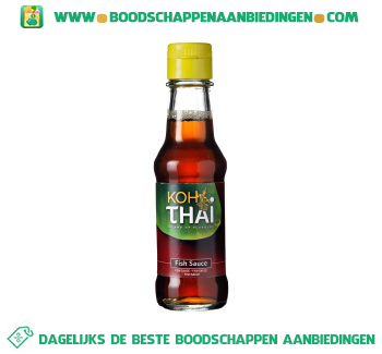 Koh Thai Vissaus aanbieding