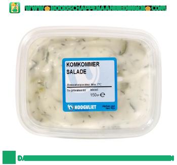 Komkommer salade aanbieding