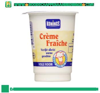 Konings Crème fraîche aanbieding