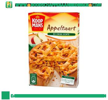 Koopmans Appeltaart mix aanbieding