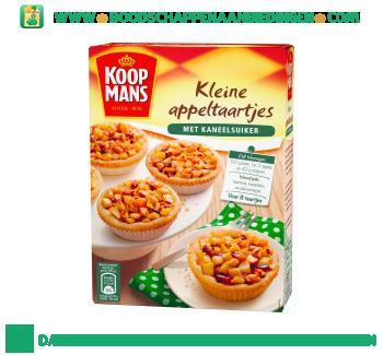 Koopmans Kleine appeltaartjes mix aanbieding