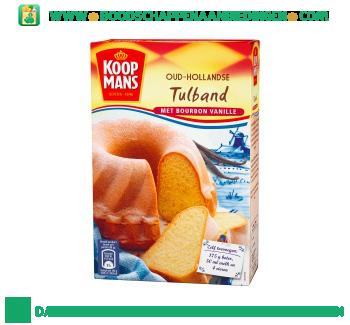 Koopmans Mix voor Hollandse tulband aanbieding