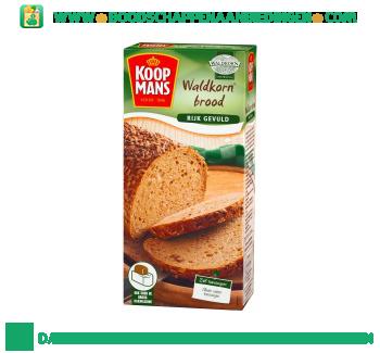 Koopmans Mix voor waldkornbrood classic aanbieding