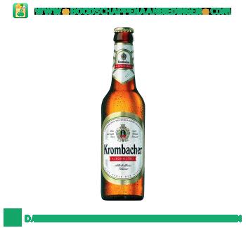 Krombacher Alcoholvrij aanbieding