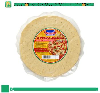 Pizza bodems aanbieding