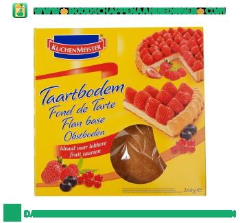 Kuchenmeister Taartbodem aanbieding
