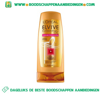 Conditioner extra ordinary oil aanbieding