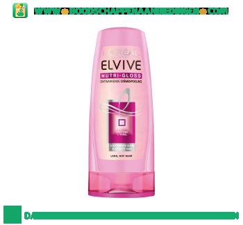 Crèmespoeling nutri gloss aanbieding