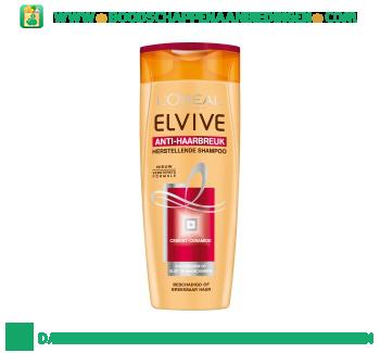 L'Oréal Elvive Shampoo anti-haarbreuk aanbieding