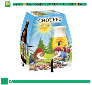 La Chouffe Soleil pak 4 flesjes aanbieding
