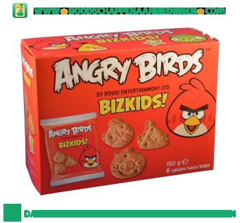 La food Angry birds bizkids aanbieding