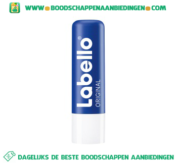 Labello Classic care aanbieding