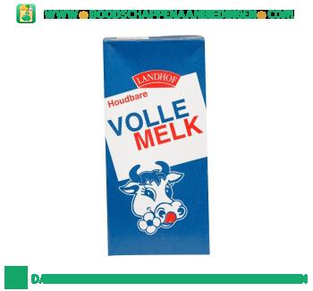 Landhof Volle melk houdbaar aanbieding