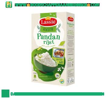 Lassie Extra pandan rijst met extra vezels aanbieding