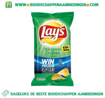 Lay's Chips bolognese originale XXL aanbieding