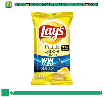 Lay's Chips patatje Joppie XXL aanbieding
