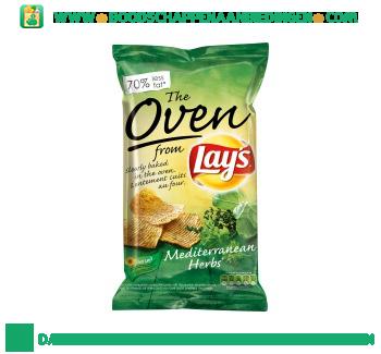 Lay's Oven mediterranean aanbieding