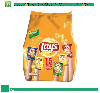 Lay's Uitdeelzak mix pack aanbieding
