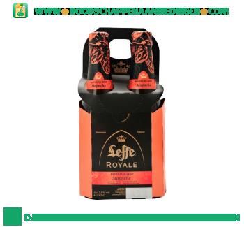 Leffe Royale mapuche pak 4 flesjes aanbieding