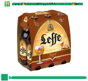 Leffe Tripel pak 6 flesjes aanbieding