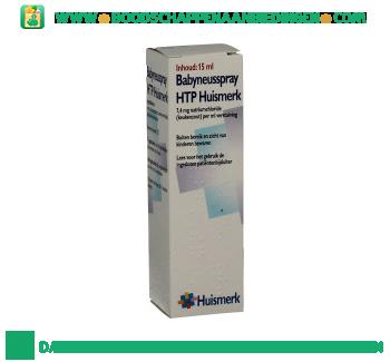 Leidapharm Doseerspray baby aanbieding