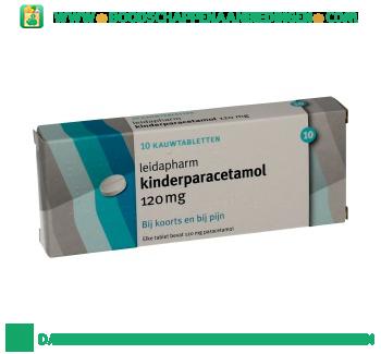 Kinderparacetamol aanbieding