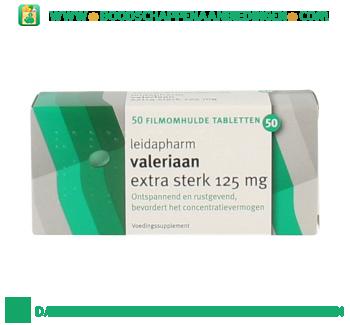 Leidapharm Valeriaan tabletten extra sterk aanbieding