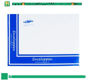 Lexro Enveloppen A5 aanbieding