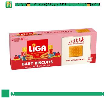 Liga Baby biscuits 6-12 maanden aanbieding