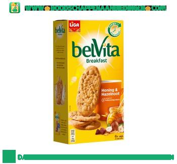 Belvita honing & hazelnoot aanbieding
