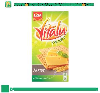 Vitalu crackers tarwe aanbieding
