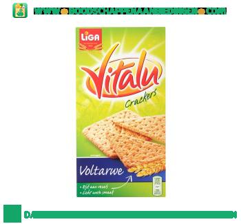 Liga Vitalu crackers voltarwe aanbieding