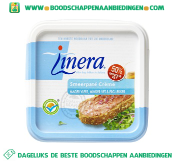 Linera Smeerpaté creme aanbieding