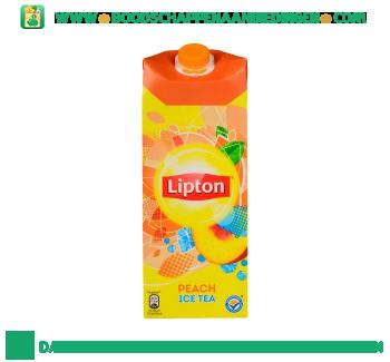 Lipton Ice tea peach aanbieding
