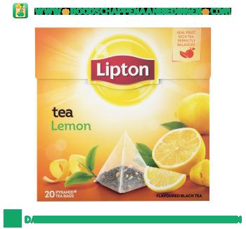 Lipton Thee lemon aanbieding