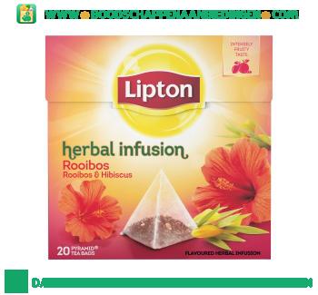 Lipton Thee rooibos aanbieding