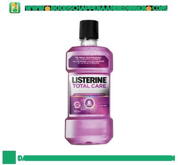 Listerine Mondwater total care aanbieding