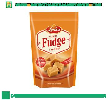 Lonka Fudge caramel aanbieding
