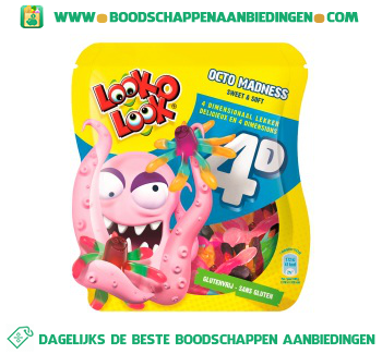 Look-O-Look 4d octo madness aanbieding