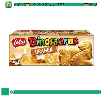 Lotus Dinosaurus granen aanbieding