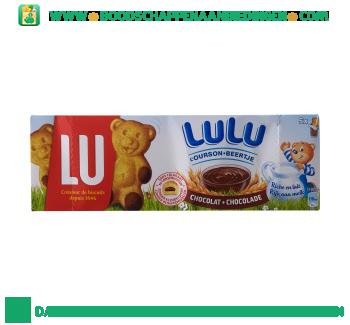 Lu Lulu beertje chocolade aanbieding