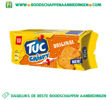Lu Tuc crispy original aanbieding
