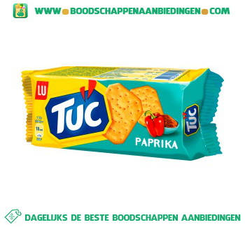 Lu Tuc paprika aanbieding